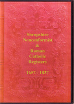 Shropshire Parish Registers: Nonconformist and Roman Catholic 1657-1837