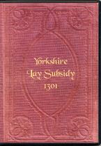 Yorkshire Lay Subsidy 1301