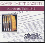 New South Wales Government Gazette 1842
