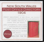 New South Wales Post Office Directory 1904 (Wise)