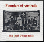 Founders of Australia and their Descendants