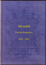 Staffordshire Parish Registers: Blymhill 1561-1812