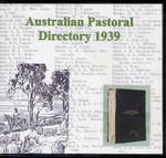 Australian Pastoral Directory 1939