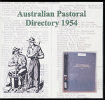 Australian Pastoral Directory 1954