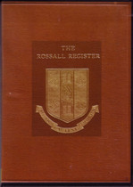 Rossall School Register, Lancashire 1844-1894