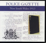New South Wales Police Gazette 1913