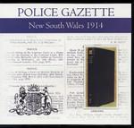 New South Wales Police Gazette 1914
