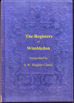 Surrey Parish Registers: Wimbledon 1538-1812