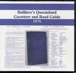 Bailliere's Queensland Gazetteer and Road Guide 1876