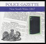 New South Wales Police Gazette 1867