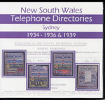 New South Wales Telephone Directories 1930s: Sydney