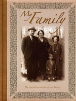 My Family: My Special Memories of Our Family