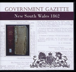 New South Wales Government Gazette 1862