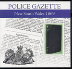 New South Wales Police Gazette 1869