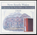 New South Wales Calendar and Post Office Directory 1833