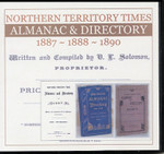 Northern Territory Times Almanac and Directory Set 1