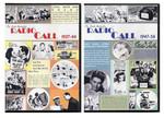 Radio Call Compendium 1937-1956