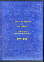 Shropshire Parish Registers: Sheriffhales 1557-1812