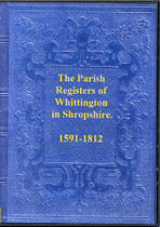 Shropshire Parish Registers: Whittington 1591-1812