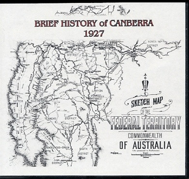 Brief History of Canberra