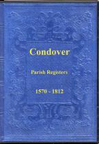 Shropshire Parish Registers: Condover 1570-1812