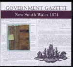 New South Wales Government Gazette 1874