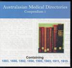 Australasian Medical Directory Compendium