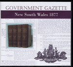 New South Wales Government Gazette 1877