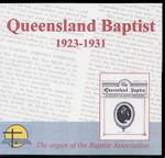 Queensland Baptist 1923-1931