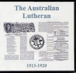 The Australian Lutheran 1913-1920