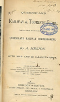 Queensland Railway and Tourist Guide (original)