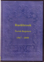 Suffolk Parish Registers: Rushbrook 1567-1850