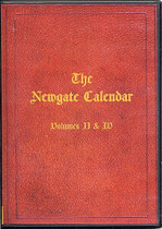 Criminal Chronology or The New Newgate Calendar