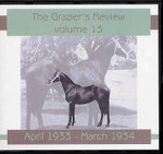 The Grazier's Review Volume 13: April 1933-March 1934