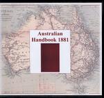 Australian Handbook 1881