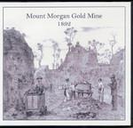 Mount Morgan Gold Mine 1892