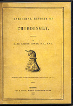 Parochial History of Chiddingly