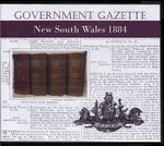 New South Wales Government Gazette 1884