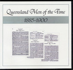 Queensland Men of the Time 1885-1900
