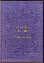 Shropshire Parish Registers: Claverley 1568-1837