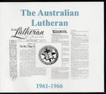 The Australian Lutheran 1961-1966
