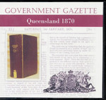 Queensland Government Gazette 1870