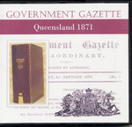 Queensland Government Gazette 1871
