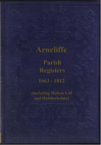 Yorkshire Parish Registers: Arncliffe 1663-1812
