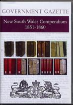 New South Wales Government Gazette Compendium 1851-1860