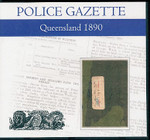 Queensland Police Gazette 1890