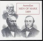 Australian Men of Mark 1889