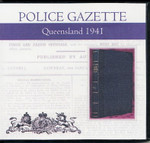 Queensland Police Gazette 1941