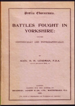 Battles Fought in Yorkshire