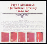 Pugh's Almanac and Queensland Directory Compendium 1901-1905